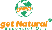 Get Natural Essential Oils Logo